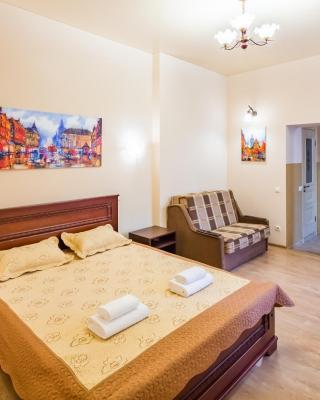 Apartment on Lesya Kurbasa 7