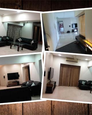 ClapOni - Sea-facing private rooms with Pool facility in Navi Mumbai