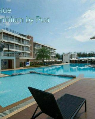 Grandblue condominium by Pua