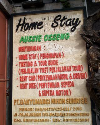 aussie osseng homestay