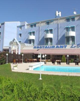 INTER-HOTEL Cluses Ouest du Faucigny
