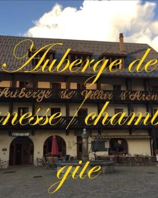 Auberge de Villar d'Arène