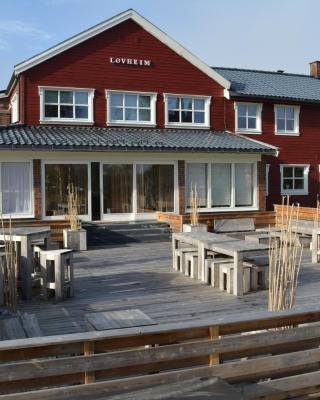 Løvheim Gjestehus Budget