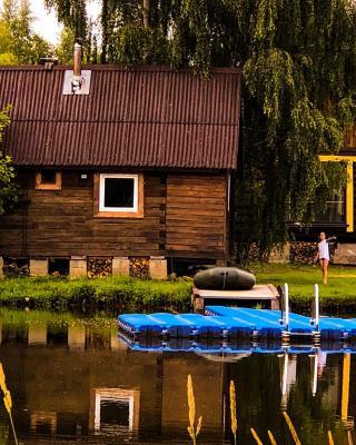 Forest Lake Usadba