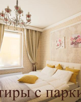 15 Apartments near Novodevichiy