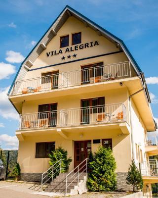 Vila Alegria (fosta Casa Velcu)