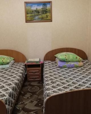Apartment on Leningradskaya 25