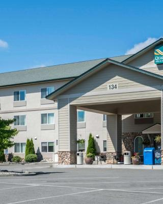 Quality Inn & Suites Sequim
