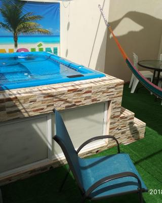 Villas Santa Fe Cancun