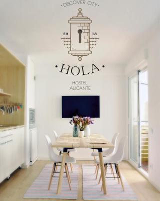 Hola Hostel Alicante