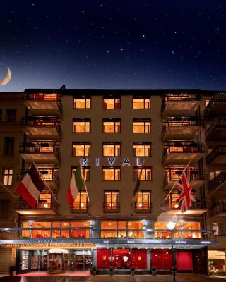 ホテル リバル