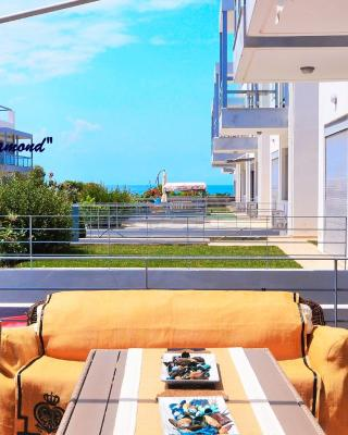 Loutraki Diamond beach house