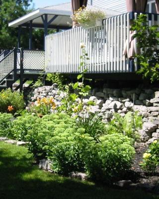Gîte Maison Parc Delormier