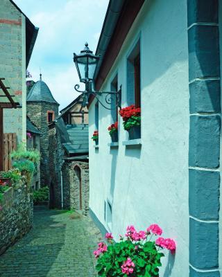 Hotel Gästehaus auf der Lay