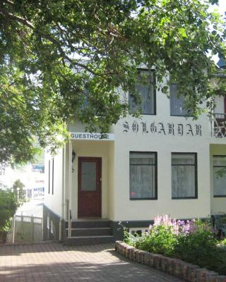 Guesthouse Sólgardar