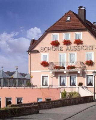 Hotel Schone Aussicht Bad Friedrichshall Germany Booking Com