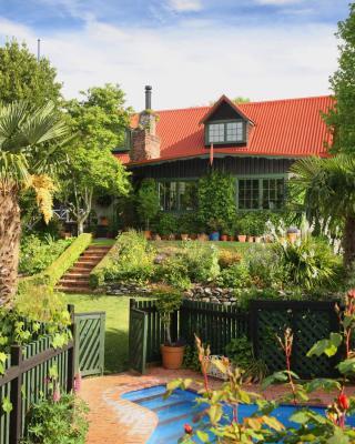 Retiro Park Lodge