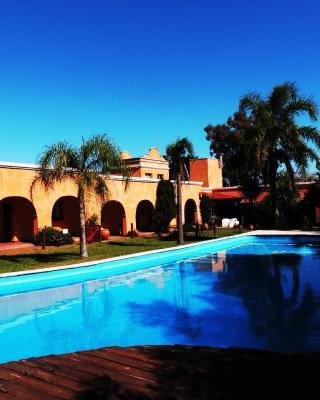Hacienda Don Justo Hotel Boutique Spa