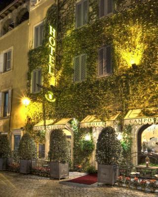 ブティック ホテル カンポ デ フィオーリ
