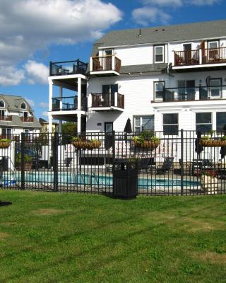 The Inn at Crystal Cove on Boston Harbor