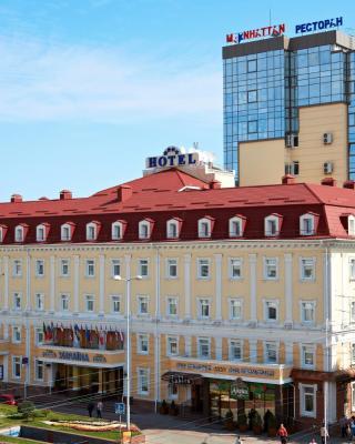 ホテル ウクライナ リウネ