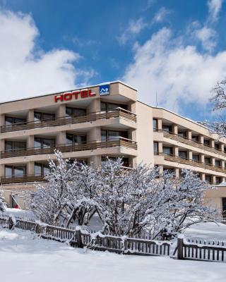 Quadratscha Alpenhotel
