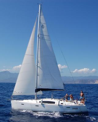 Le Vele Residence Sailing Boat