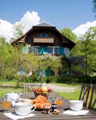 Maison aux Iris