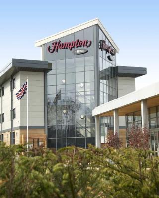 Hampton by Hilton Corby