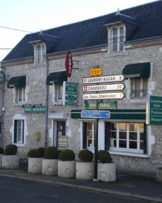 Auberge Le Cygne de La Croix Blanche