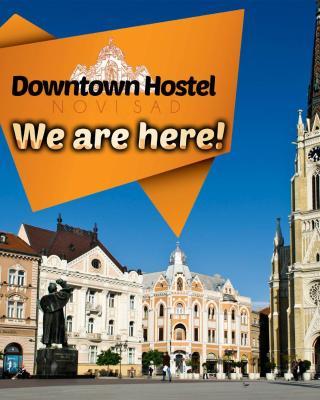 Downtown Hostel Novi Sad