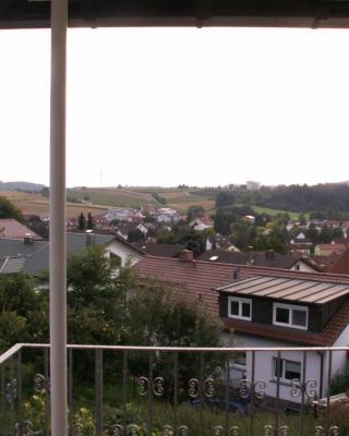Ferienhaus bei Heidelberg