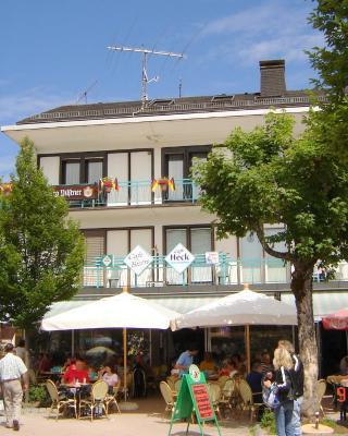 Gästehaus Café Heck