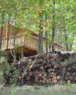Camping Glamping Terre Rouge