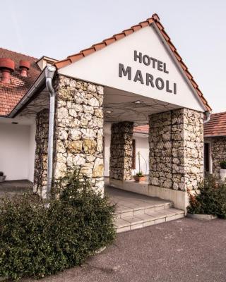 ホテル マロリ ミクロフ