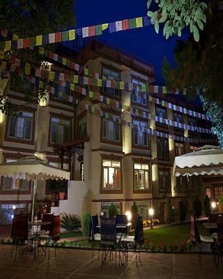 Shambaling Boutique Hotel