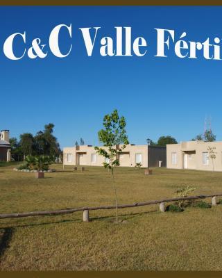 Apart C&C Valle Fértil