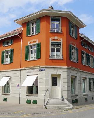 Die Bleibe - Bed & Breakfast in Winterthur-Töss