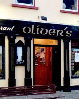 Oliver's Seafood Bar, Bed & Breakfast