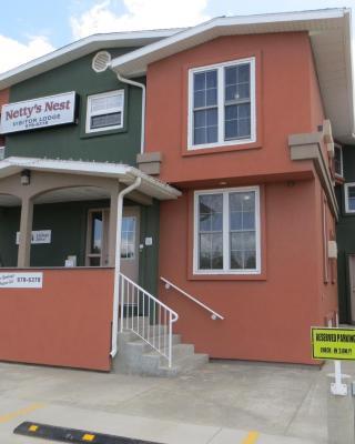 Netty's Nest Visitor Lodge