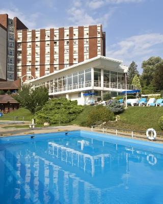Danubius Health Spa Resort Aqua all inclusive light