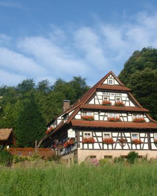 Naturhotel Holzwurm