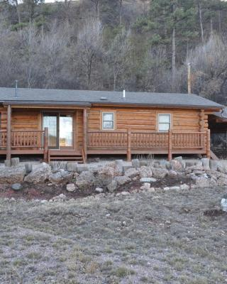 River Trail Log Cabin