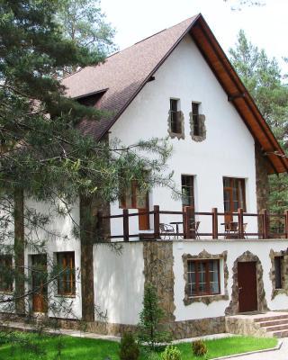 Pershyi Kordon Tourist Complex