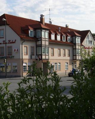 AppartementPension Zum Zacherl