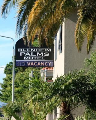 Blenheim Palms Motel
