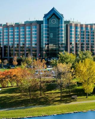 Hilton Suites Toronto-Markham Conference Centre & Spa