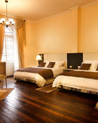 Del Parque Hotel & Suites