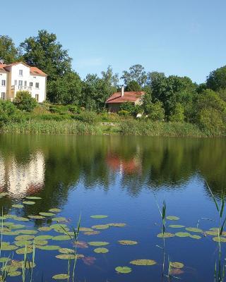 Villa am Trumpf - Individuelle Ferienwohnungen am See