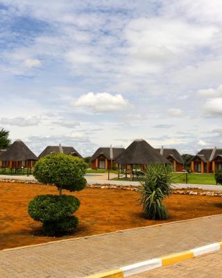 Peace Garden Lodge